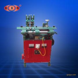 闪光锯条对焊机  不需要焊剂焊料的焊接退火一体机
