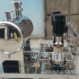 罐式叠压二用一备供水设备