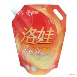 厂家直销洗衣液自立吸嘴袋500克1公斤2公斤
