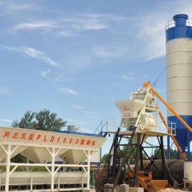 HZS75混凝土搅拌站技术参数