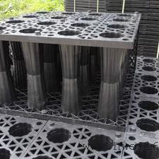 新型雨水收集模块