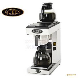 瑞典进口QUEEN M2 手动型双盘美式咖啡机