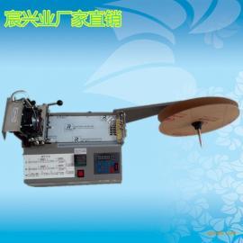 厂家爆款魔术扣裁剪机 拉唛裁切机 全棉织带切带机