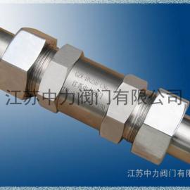 CNG不锈钢高压阻火器