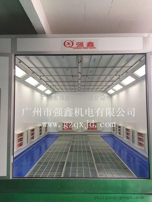 供应广州强鑫标准汽车喷漆烤漆房报价 烤漆房厂家定做