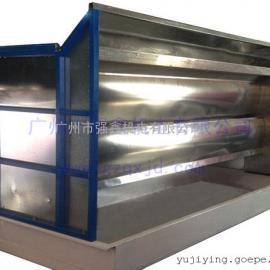 广州厂家出售双层家具喷漆水帘柜