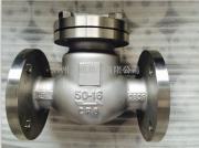 不锈钢止回阀/H44Y-16P