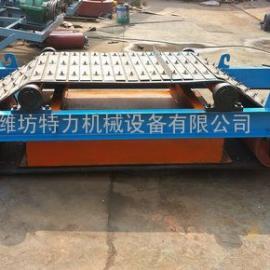RCYK-8铠装带式永磁除铁器 钢渣选铁保护皮带机破碎机