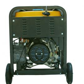 佳木斯柴油发电机,190A柴油发电电焊机耗油量