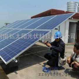 河南郑州供应山西4kw家用并网太阳能发电系统,屋顶光伏发电站价格