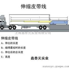 鑫叁元*新研发皮带输送机、解放劳动力、加快工作效率