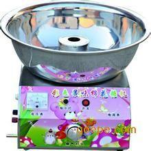 美式棉花糖机+爆米花机=彩色棉花糖机