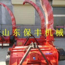 质量第一秸秆回收机,玉米秸杆粉碎回收机视频 大产量