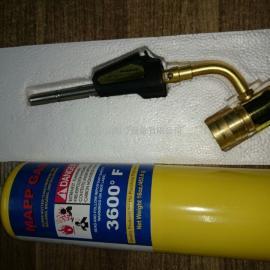 微型无氧焊枪 便携式焊枪 制冷维修专用 烧焊铜管 制冷焊炬
