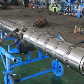 耐高温不锈钢潜水泵哪家有 40-100度不锈钢热水泵价格