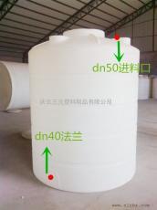 10吨、15吨、25吨、30吨、50吨化工塑料桶大型储罐