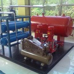 气体顶压设备/卧式压力罐