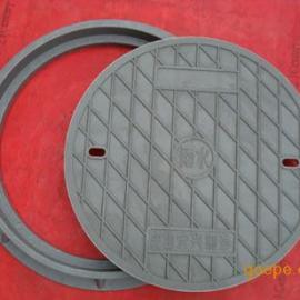 江门树脂复合井盖浙江宏兴D400 EN124标准防盗井盖
