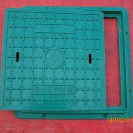 西安树脂复合井盖浙江宏兴D400 EN124标准防盗井盖