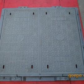 梧州树脂复合井盖浙江宏兴B125EN124标准防盗井盖