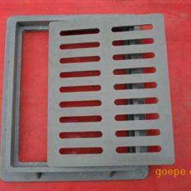 长沙树脂复合井盖浙江宏兴D400 EN124标准雨水蓖子