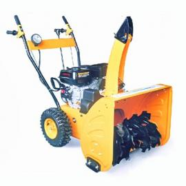 凯尔乐轮胎式扬雪机图片