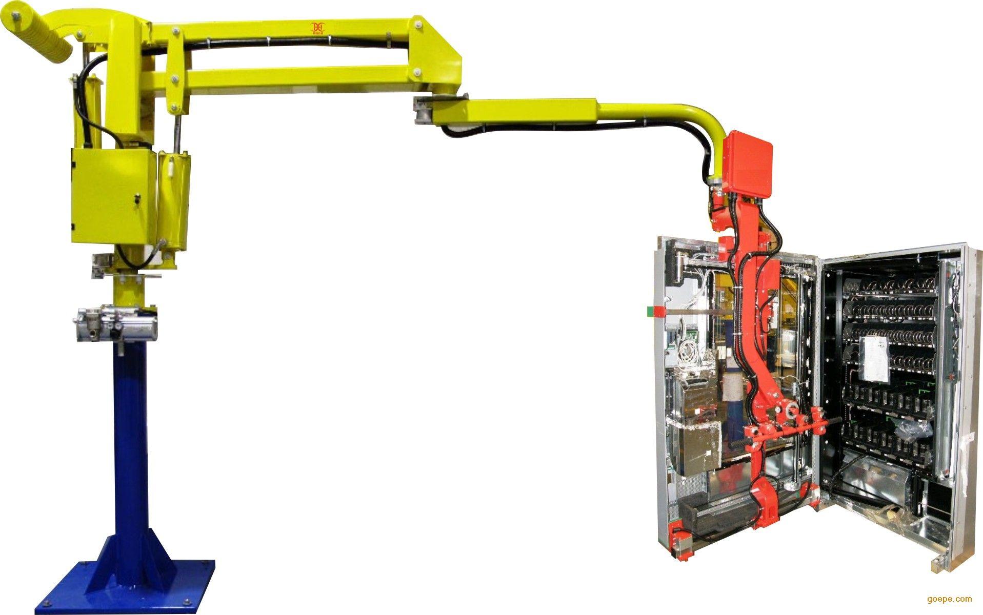 谷瀑环保设备网 机器视觉 机械手 青岛精诚弘信自动化装备有限公司