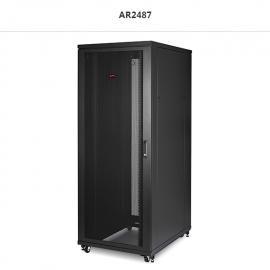 48U19寸APC UPS电源使用机柜AR2487规格尺寸,使用方法