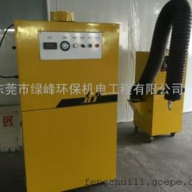 小型移动式滤筒除尘器