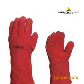 ◆代尔塔205515◆隔热焊工手套阻燃防◆