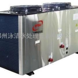 游泳池水处理加热设备热泵 游泳池恒温除湿空气源热泵
