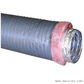 通风软管-双螺旋铝塑复合保温软管