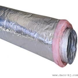 通风消音软管-铝箔消音软管