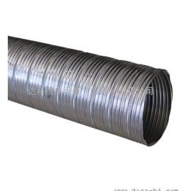 金属通风软管-不锈钢波纹软管