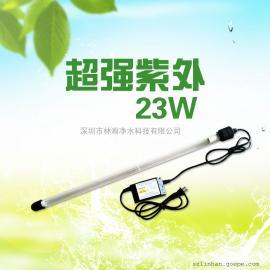 水箱、水桶、水塔消毒设备LH-J-UV23W分体浸没式紫外线杀菌灯