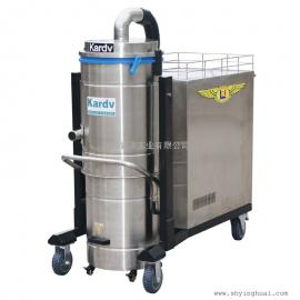 凯德威大功率工业吸尘器DL-7510B  配套打磨机用工业吸尘器