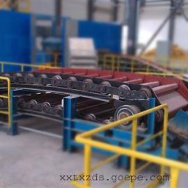 多用途鳞板输送机,可应用于多行业工业部门