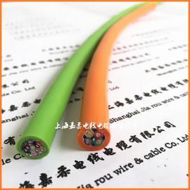 柔性耐油伺服电缆