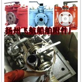CB/T425-2001双联低压粗油滤器