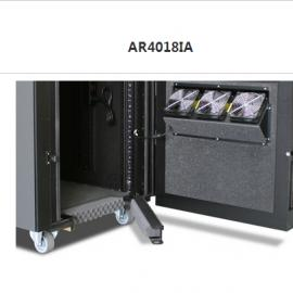 18U19寸apc机柜AR4018IA高 1015.00 mm 宽 750.00 mm 深 1130.00