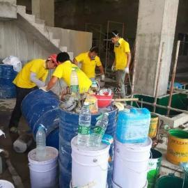 惠州市祯华化工废水收集池乙烯基防腐工程
