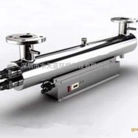 浸没式紫外线杀菌消毒设备,供应UVC过流式紫外线杀菌器