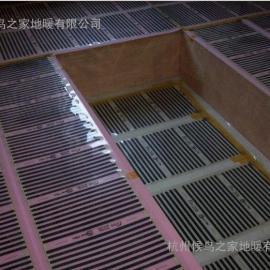地膜地热,线缆地热,韩国大宇