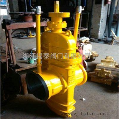 直埋式双放散燃气闸阀/带双放散焊接闸阀MZ67HF