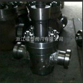 ZF83Y-350,ZF83Y-420高压卡箍平板闸阀