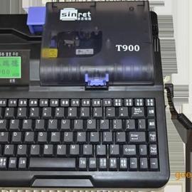 赛恩瑞德t900电脑线号机,套管打字机,赛恩瑞德打号机