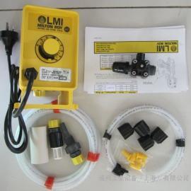 米顿罗B916-393SI耐腐蚀计量泵自动流量调节