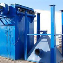长袋离线脉冲除尘器详细介绍除尘效率高节能节电