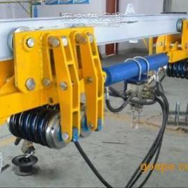 TDY100/14型矿用液压电缆拖挂单轨吊 电缆托运车