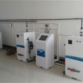 什邡市TY-H人机界面化学法二氧化氯发生器 控制精准